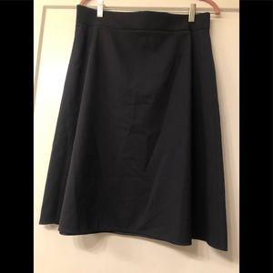 Dolce and Gabbana Navy Skirt
